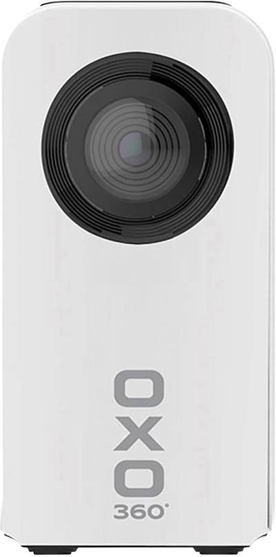 Image of 360-vision camera GoXtreme easypix OXO 360° IP Cam 1080 MPix White 360°, Wi-Fi