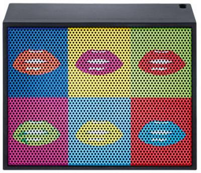 Image of Mac Audio BT Style 1000 Lips Bluetooth speaker Aux Black