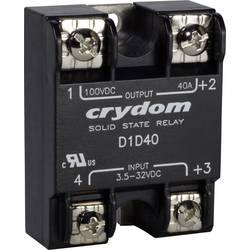 Halvlederrelæ 1 stk Crydom D1D12 Last-Strøm (maks.): 12 A Koblingsspænding (max.): 100 V/DC