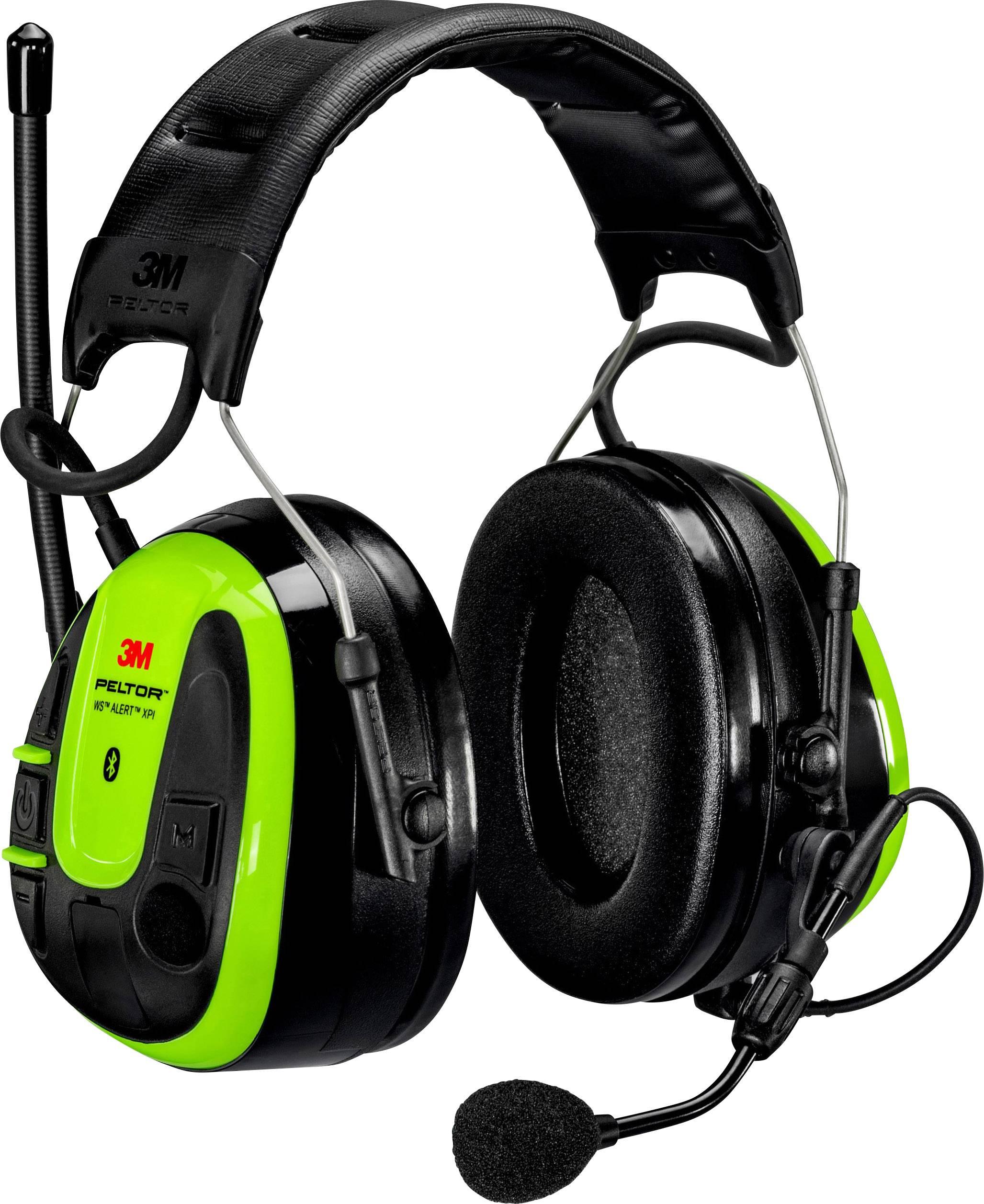 3M Peltor WS ALERT XPI MRX21AWS6 Protective ear caps headset 30 dB 1 pc(s)   Conrad.com