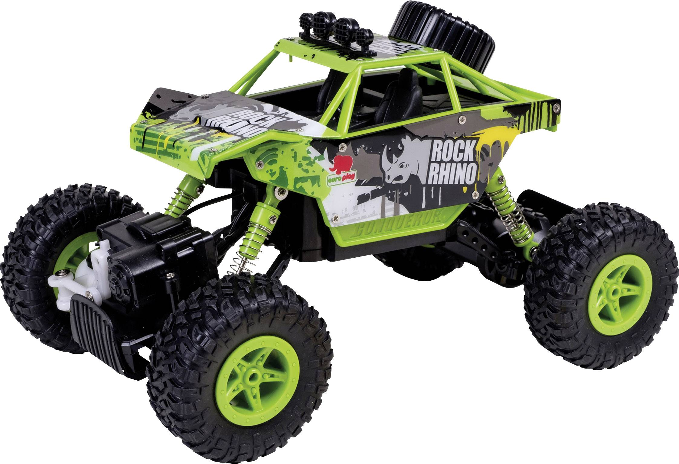 euro play 30079 Rock Rhino RC model car for beginners