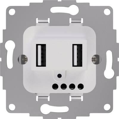 2USB 2U-449474 1x Dry-lining box IP20 Light grey