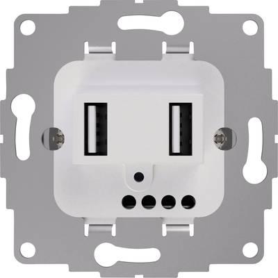2USB 2U-449498 1x Dry-lining box IP20 Light grey