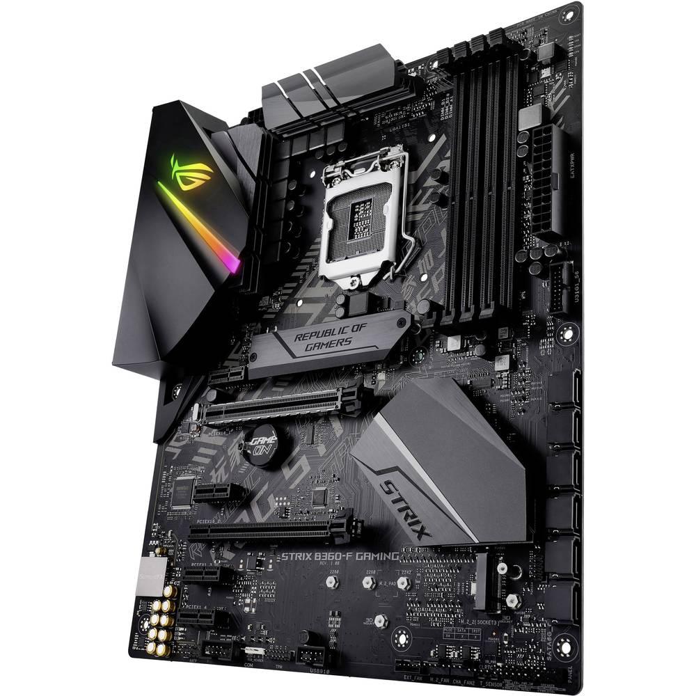Mainboard Asus ROG STRIX B360-F GAMING PC base Intel® 1151v2 For