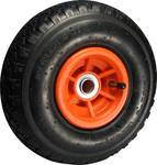 Air Wheel 260 x 85 x 20 mm with red plastic rim