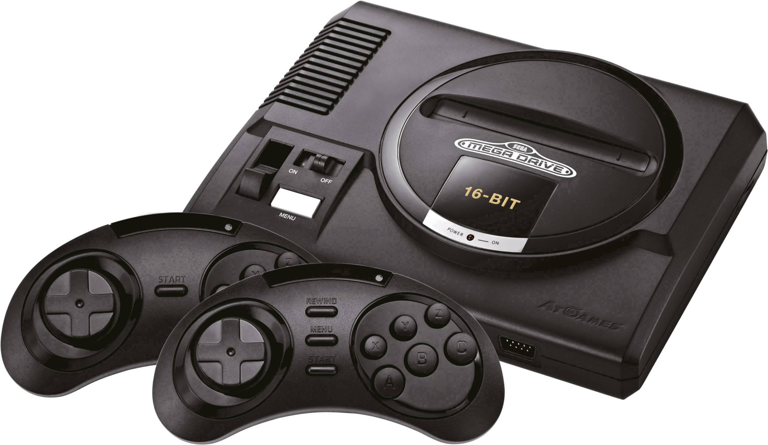 SEGA Sega Megadrive Flashback HD 30th Anniversary Edition ...