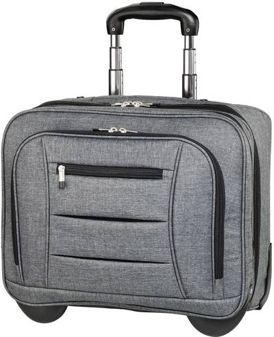 Hama Laptop trolley Business Suitable for max: 39,6 cm (15,6) Grey