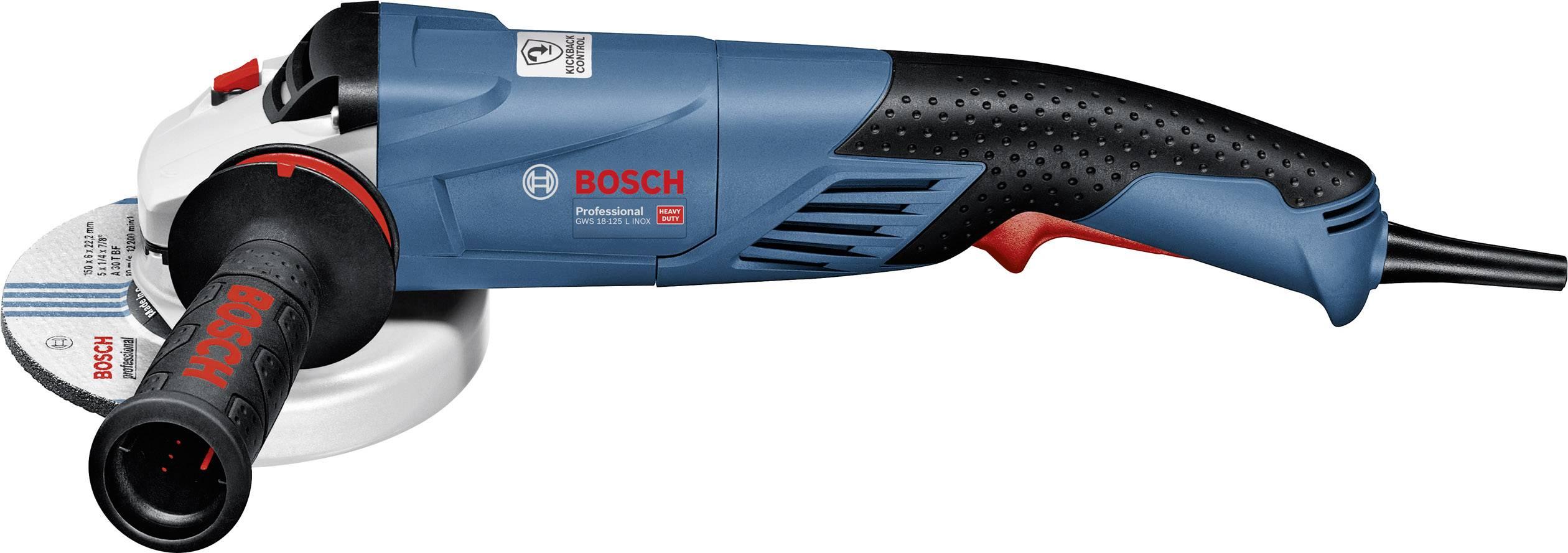 Kết quả hình ảnh cho Bosch GWS18-125L