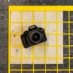 Canon EOS 4000D Kit - single-lens reflex camera - 18 MP-Display: 6.86 cm/2.7