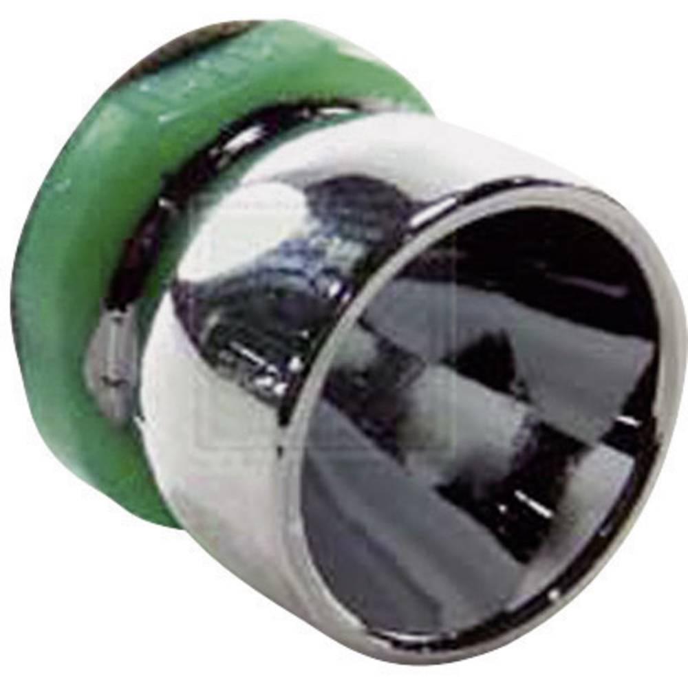 LED reflektor, krom 13 ° broj LED dioda (maks.): 1 za LED: Luxeon® Rebel Dialight Lumidrives OPC1-2-COL-WD