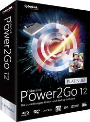 what is cyberlink power2go 8