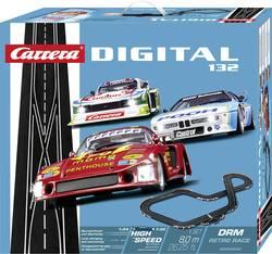 carrera digital 132  Carrera 20030002 DIGITAL 132 DRM Retro Race Starter kit