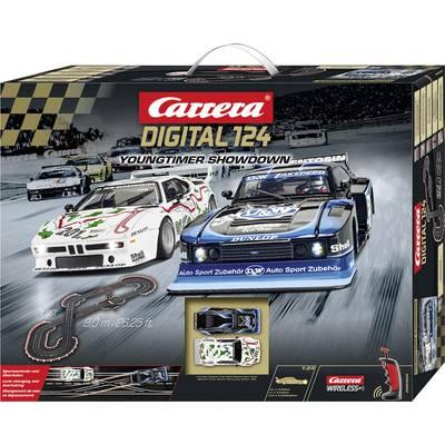 Carrera 20023626 DIGITAL 124 Youngtimer Showdwon Starter kit