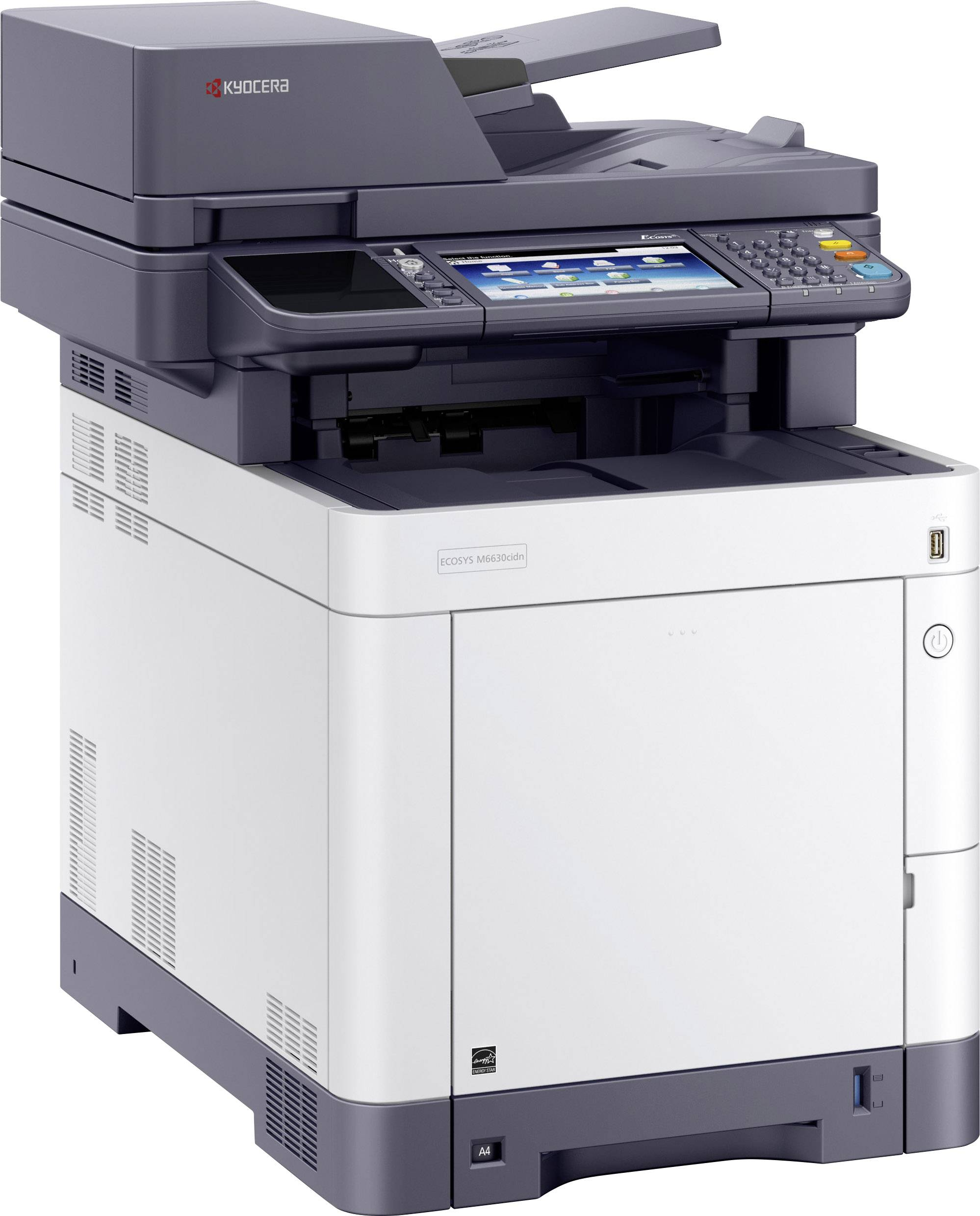 Kyocera ECOSYS M6630cidn Colour laser multifunction printer