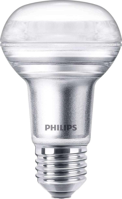 Philips Lighting LED EEC A+ (A++ - E) E27 Reflector 3 W = 40