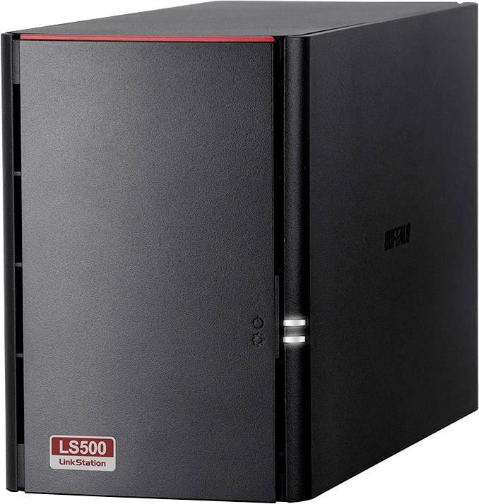 Buffalo LinkStation™ 520DE LS520DE-EU NAS server casing 2