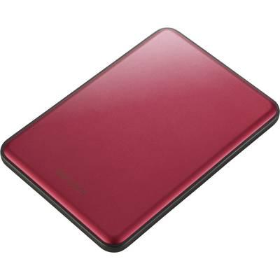 Buffalo MiniStation™ Slim 2.5″ external hard drive 1 TB Red USB 3.0