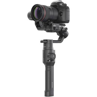 Gimbal (electronic) DJI Ronin-S Black Bluetooth, 360 degree tilting