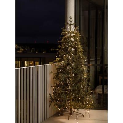 Image of Konstsmide 6329-800 LED Christmas tree chain lights Inside/outside EEC: LED (A++ - E) mains-powered 560 LED Amber Illuminated length: 5.6 m