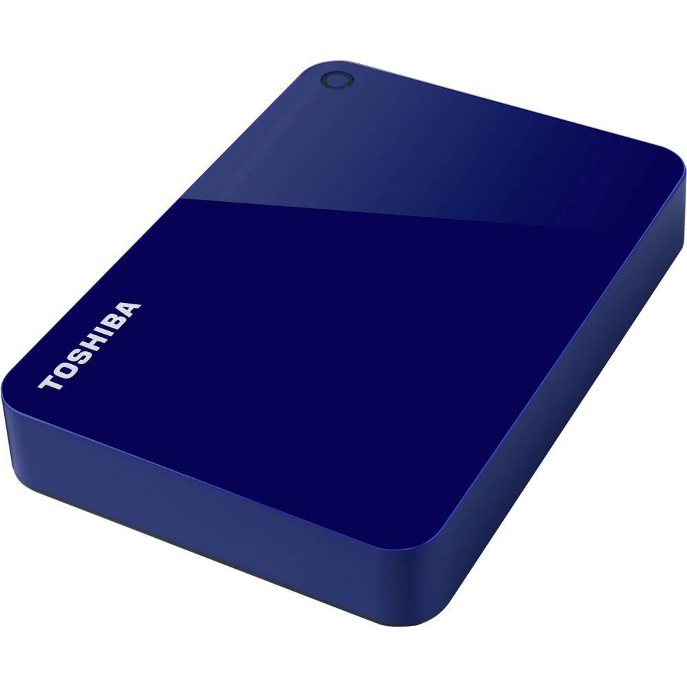 Toshiba Canvio Advance 2.5 external hard drive 3 TB Blue USB 3.0