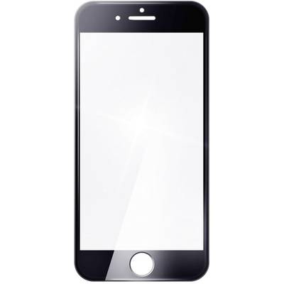 Image of Hama 3D Full Screen 183418 Glass screen protector Compatible with: Apple iPhone 6 Plus, Apple iPhone 7 Plus, Apple iPhone 8 Plus 1 pc(s)