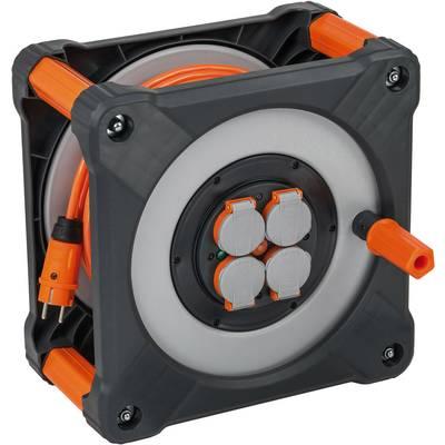Brennenstuhl 9201330200 Cable reel 33.00 m Orange PG plug