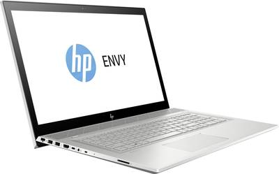 Image of HP Envy 17-bw0003ng 43.9 cm (17.3 ) Laptop Intel Core i7 16 GB 512 GB SSD Nvidia GeForce MX150 Microsoft Windows® 10 Silver