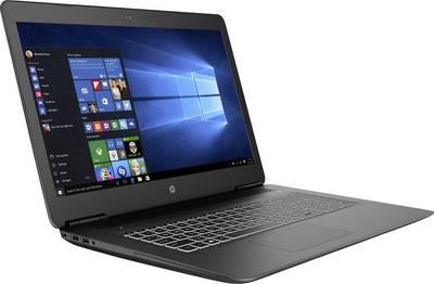Image of HP Pavilion 17-ab402ng 43.9 cm (17.3 ) Laptop Intel Core i7 8 GB 1024 GB HDD 128 GB SSD Nvidia GeForce GTX1050 Windows® 10 Home Black