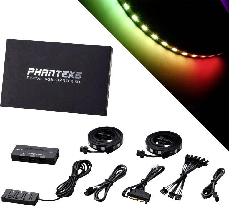 PC LED strip 400 mm RGB Phanteks Digital RGB Starter Kit