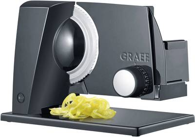 Universal cutter Graef Sliced Kitchen S11002 Black