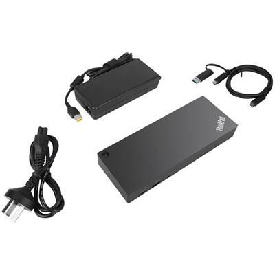 Image of Lenovo 40AF0135EU Laptop docking station Compatible with: Lenovo Thinkpad