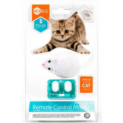 Image of HexBug Mouse Cat Toy Toy robot