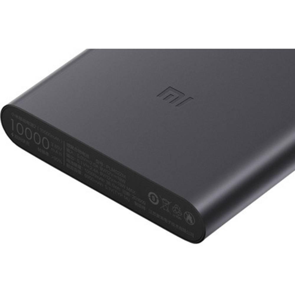 Xiaomi Mi 10000 Power Bank Spare Battery Lipo Mah From Powerbank 2 10000mah Black