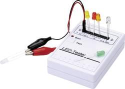 LED tester 9 V/DC pogodan za ožičane LED diode, SMD LED