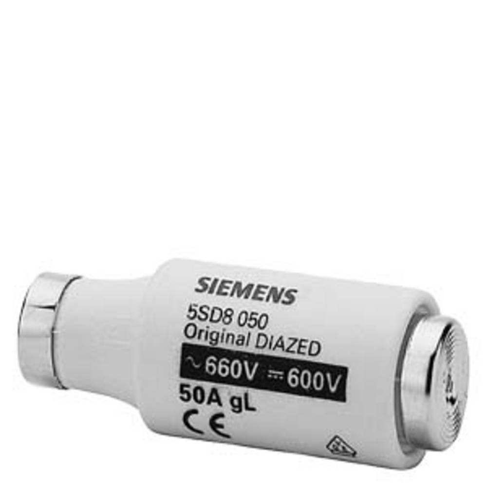 Siemens Neozed Fuse Link 400 V Gl Gg Size D01 10 A Folding Box With Tin Plated Contact Caps
