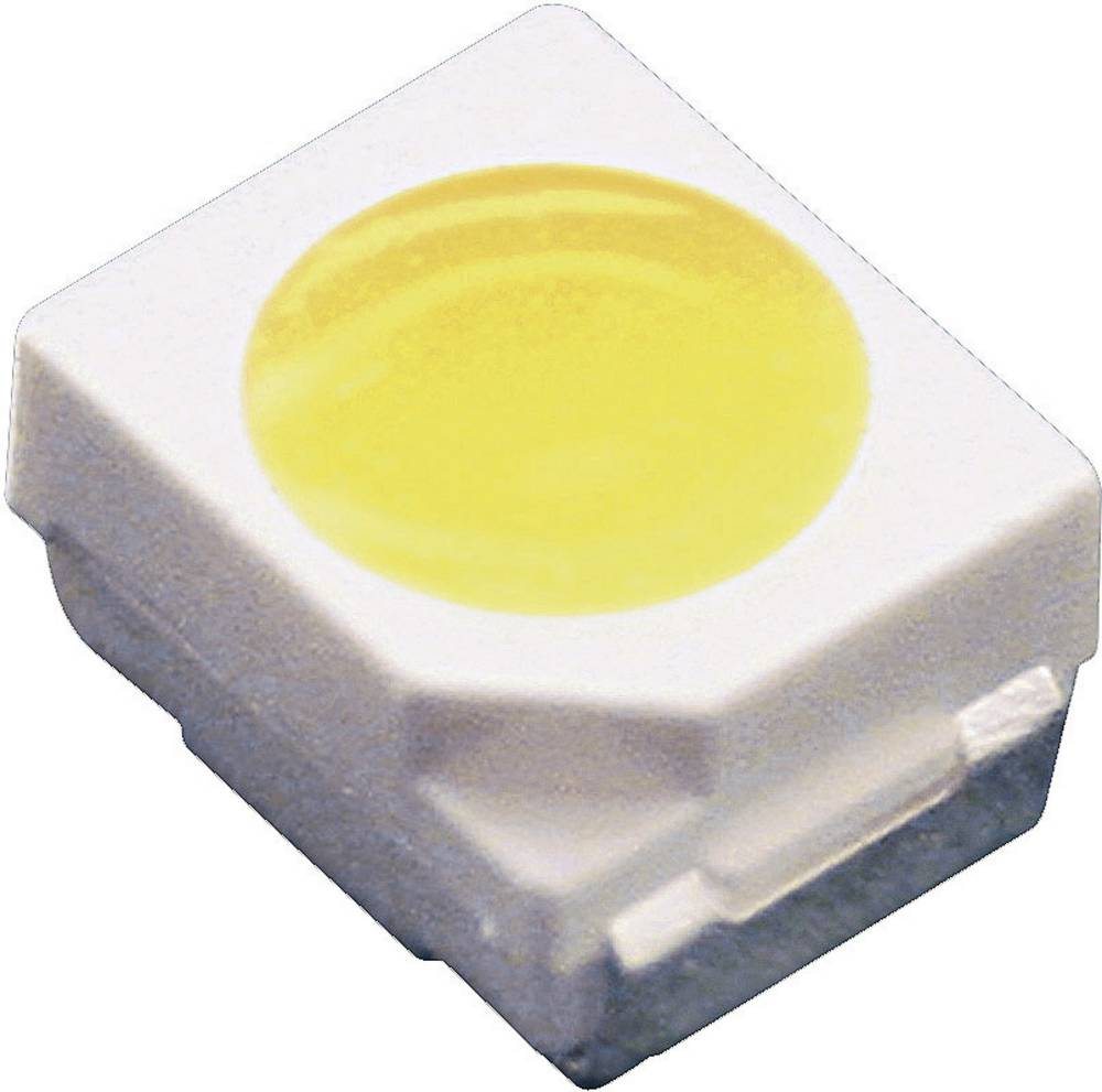 SMD LED Seoul Semiconductor PLCC2 350 mcd 120 ° Gul