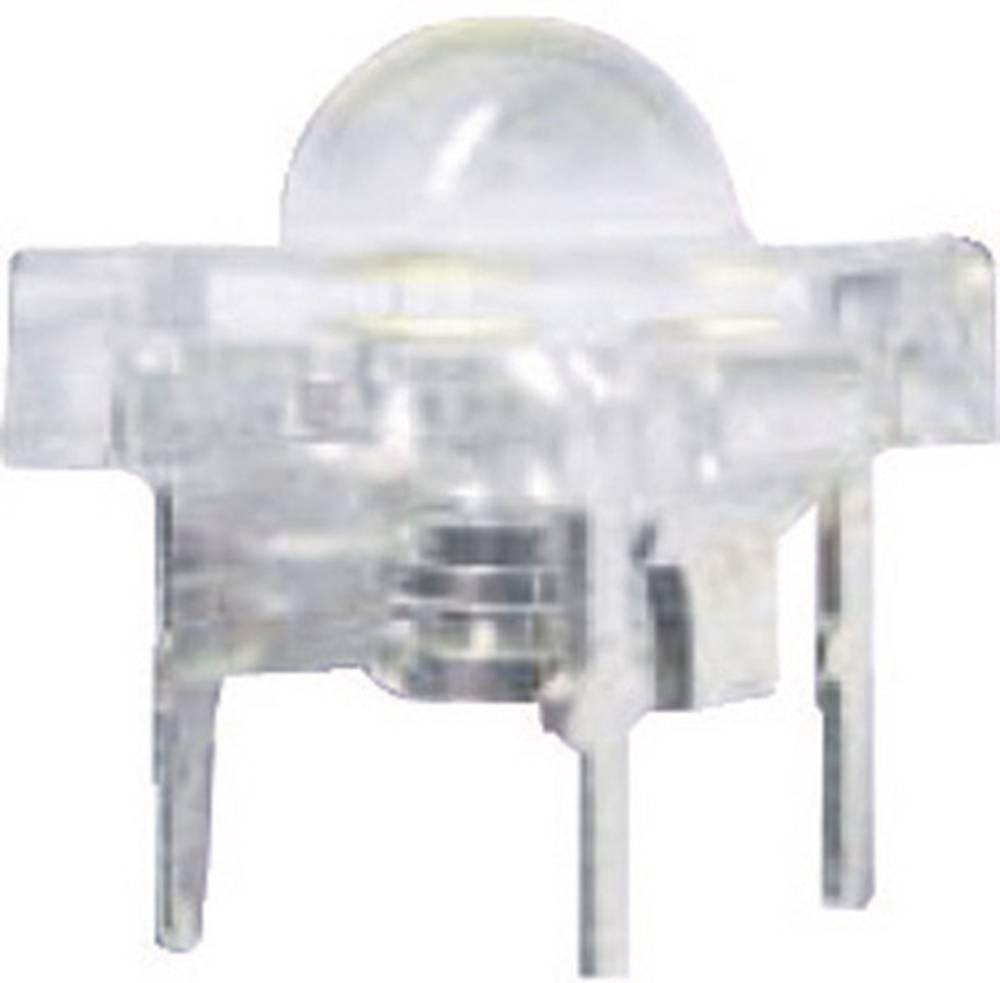 Ožičena LED dioda, zelena, pravokotna 7.6 x 7.6 mm 60 ° 40 mA 4.0 V Seoul Semiconductor HT320