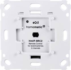 Homematic Ip Wireless Wall Switch Hmip Brc2 Conrad Com