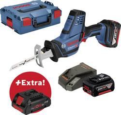 6c83f1b0942 Bosch Professional GSA 18V-LI C + ProCORE18V 4 Ah Cordless recipro ...
