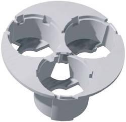 Nosilec optike, beli št. LED diod (maks.): 3 za LED: Luxeon® Star Hexagon
