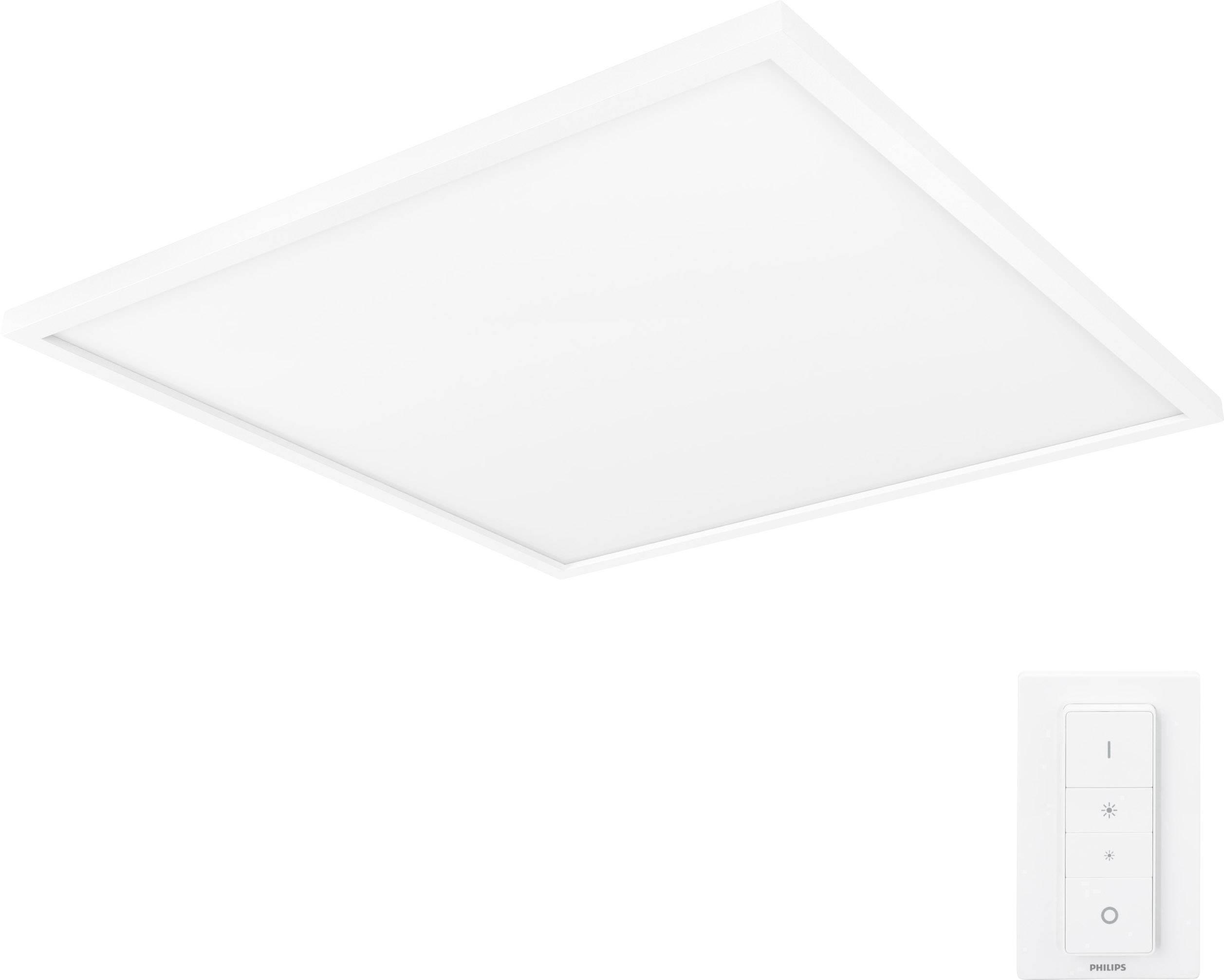 huge discount 0c94a 11221 Philips Lighting Hue LED lighting panel (+ dimmer) Aurelle EEC: LED (A++ -  E) Built-in LED 55 W Warm white, Neutral whit