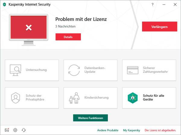kaspersky internet security upgrade 2018 3 geräte
