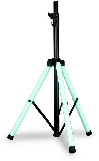 Image of PA speaker stand Height-adjustable, Remote control ADJ Color Stand LED