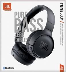 JBL Tune 500 BT Bluetooth® (1075101) Headphones On-ear
