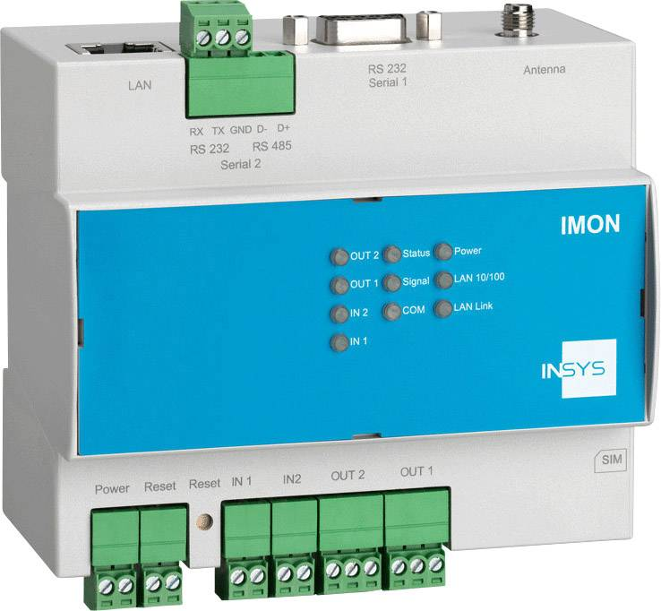 INSYS IMON-U310 Fault Monitor Driver FREE