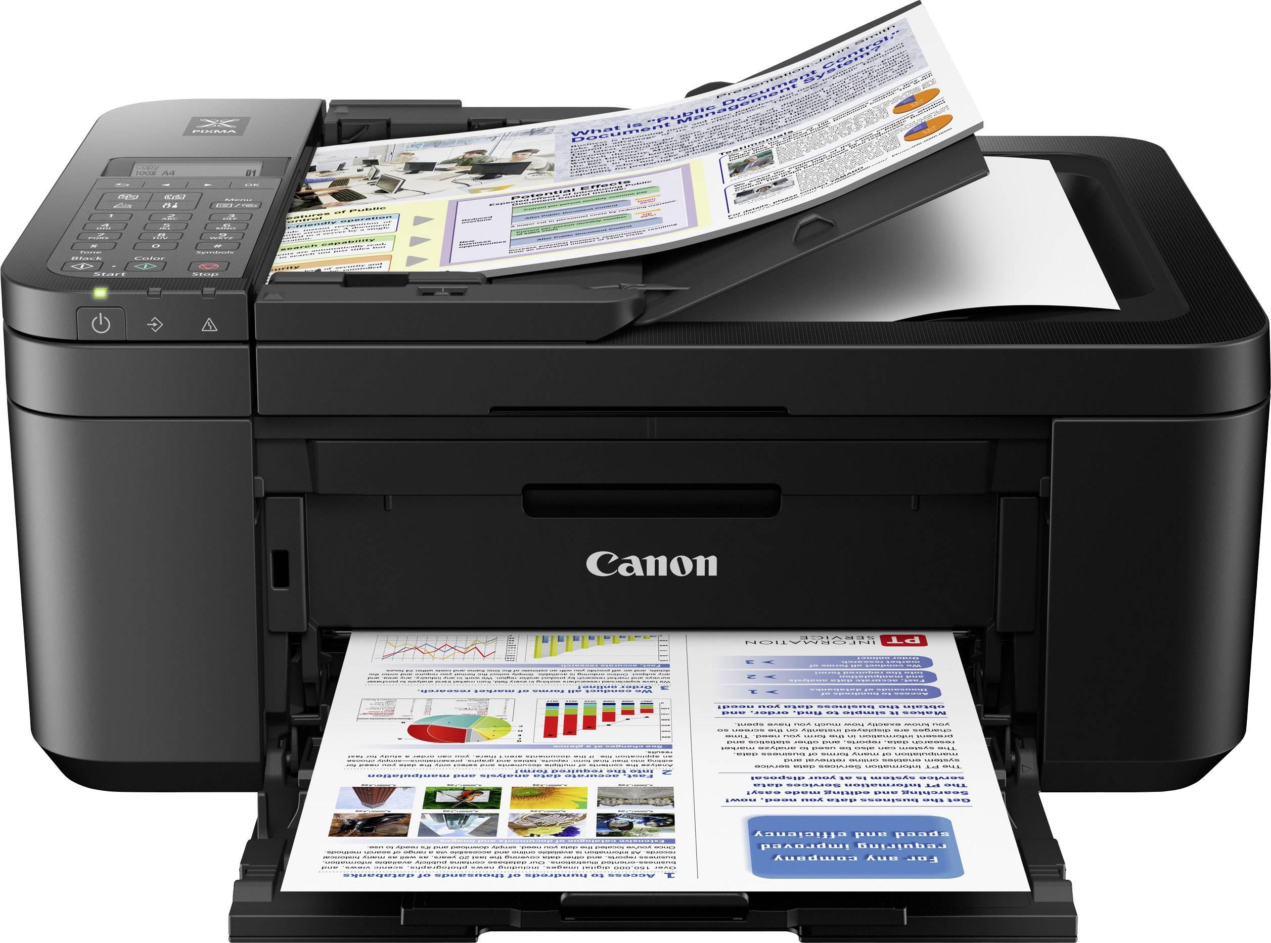 Canon PIXMA TR4550 Inkjet multifunction printer A4 Printer