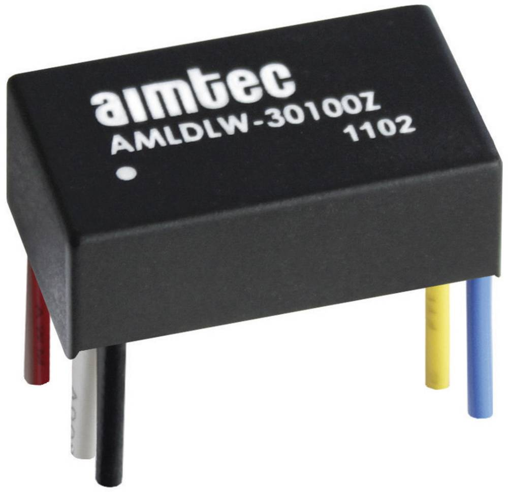 LED-driver 700 mA 28 V/DC Aimtec AMLDLW-3070Z Driftsspænding maks.: 30 V/AC