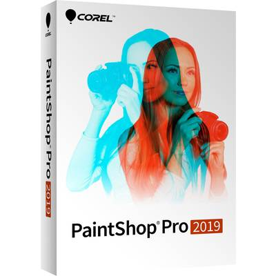 Image of Corel PaintShop Pro 2019 Full version, 1 licence Windows Illustrator
