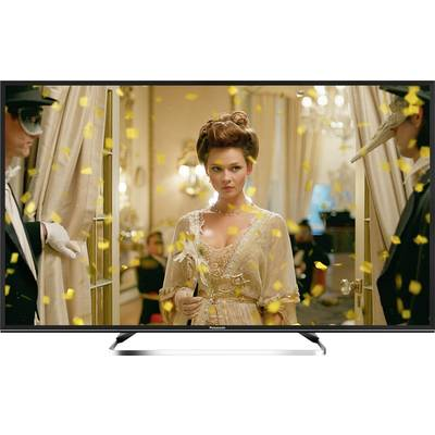 Image of Panasonic VIERA TX-43FSW504 LED TV 108 cm 43 EEC A (A++ - E) DVB-T2, DVB-C, DVB-S, Full HD, Smart TV, WLAN, PVR ready, CI+ Black