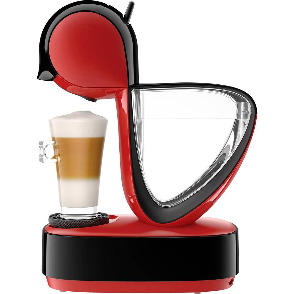 DeLonghi EDG260.R Infinissima 0132180666 Capsule coffee machine Red